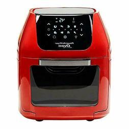 6 QT Air Fryer Oven w/ 7 in 1 Cooking Fruit Veggies Dehydrat