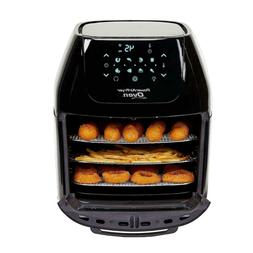 6 QT Power Air Fryer Oven With 7 in 1 Cooking Features  BRAN