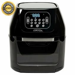 6-Quart 700 Watt Power Air Fryer Oven Plus 8 Digital Pre-set
