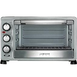 Rosewill 6 Slice Convection Toaster Oven Countertop, Stainle