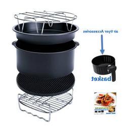 7 air fryer accessories airfryer chips baking