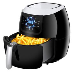 ZENY 8-in-1 Air Fryer Family Size Touch Screen Control + Rec