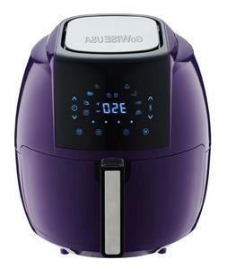 GoWISE USA 8-in-1 Digital Air Fryer   5.8 Quart   1700 Watt