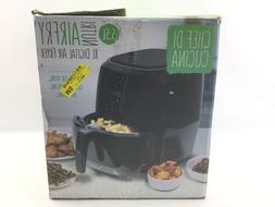 Chef di Cucina - Nutri AirFry 5.5L Air Fryer - Black