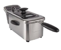 Farberware 2.5 L Single Deep Fryer Stainless Steel