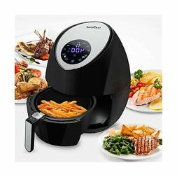NutriChef Electric Hot Air Fryer Oven w/ Digital Display - B