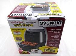 Nuwave - Brio Digital Air Fryer - 3 Quart Capacity - Reversi