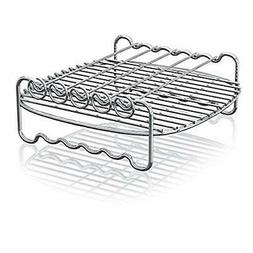 Philips Air HD9905/00 Double Layer Rack Accessory with Skewe