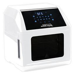 Power Air Fryer Oven 6 Qt. Elite. Built-In Rotisserie & Dehy