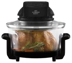 The Sharper Image 8217 Super Wave Oven Halogen, Infrared & C