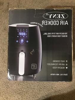 Zeny Air Cooker 3.7 Quart Item Number H01-1107A NEW