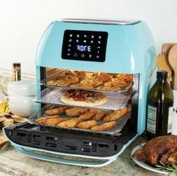 Air Fryer 10-IN-1 Countertop Oven, Rotisserie, Dehydrator, T