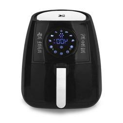 KALORIK Air Fryer 3.2 Qt. Dual-Layer Rack Digital Display Di