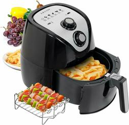 Secura Air Fryer 3.4Qt / 3.2L 1500-Watt Electric Hot XL Air
