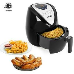ZOKOP Air Fryer, 3.7QT Air Fryer Oven Xl, Oilless Deep Fryer