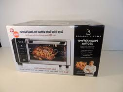 Emeril Lagasse Air Fryer 360 Digital Screen Hot Air Fryer Ov