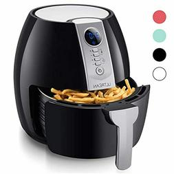 Air Fryer 4.2 Quart  Electric Oil free cooking LCD digital s