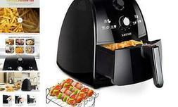 Secura Air Fryer 4.2Qt / 4.0L 1500-Watt Electric Hot XL Air