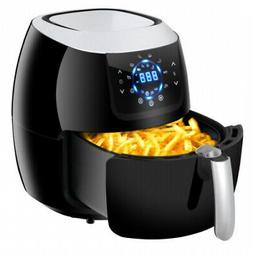 Air Fryer 5.8 Qt. Family Size 8 In 1 Touch Screen w/ Custom