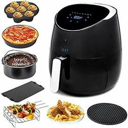 Total Package Air Fryer, 8-in-1 Digital Screen, with Endless