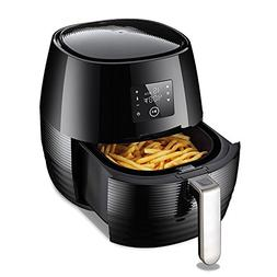 Air Fryer,Electric Air Fryers by Tiluxury,Healthy Food 80% L