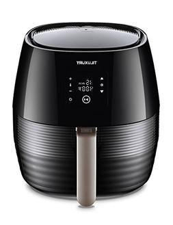 Air Fryer with Digital LED Touch Screen Technology , Timer a