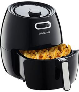 Air Fryer XL by Cozyna  with airfryer cookbook  and a basket