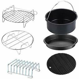 Air Fryers Fryer Accessories 6pcs For GoWISE USA, Phillips,