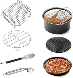 Air Fryer Accessories 7Pcs For Gowise Phillips And Cozyna, F