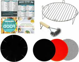 Air Fryer Accessories Compatible with Zeny Zokop Farberware