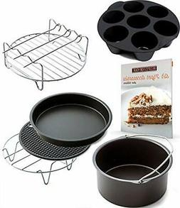 Air Fryer Accessories for Gowise Phillips and , Deluxe Set o
