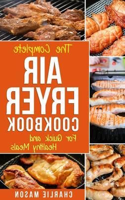 Dash Air Fryer Cookbook | Air-fryer
