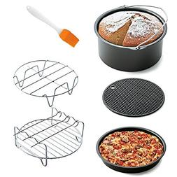 Air Fryer Accessories for Gowise Phillips Cozyna and More Br