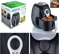 Air Fryer Electric Deep Frying Cooker Fries Meat Kitchen Dia