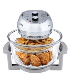 Big Boss Air Fryer Healthy 1300W XL 16-Quart  50 Recipe Cook