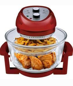 Big Boss Air Fryer Healthy 1300W XL 16-Quart + 50 Recipe Coo