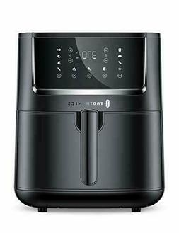 TaoTronics Air Fryer, Large 6 Quart 1750W Oven with Touch Co