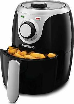 Gourmia Air Fryer | Oil-Free Healthy Cooking | Adjustable Ti