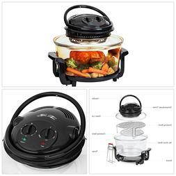 Air Fryer Oil Less Griller Roaster Low Fat Technology Calori
