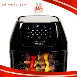 Air Fryer Oven Best Xl Airfryer 6 Qt Free Cookbook Accessori