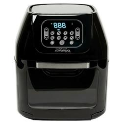 Power 6-Quart AirFryer Oven Plus, Black
