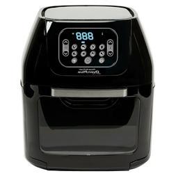6-Quart AirFryer  Black Small Kitchen Appliances Home Dining