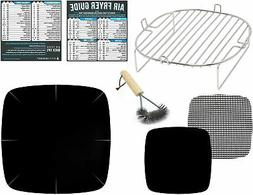 Air Fryer Rack Accessories Compatible with Dash, Philips, Se