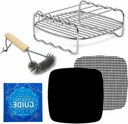 Air Fryer Rack Accessories Compatible with Dash NuWave Phili