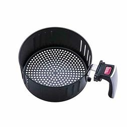 Air Fryer Replacement Basket For Blusmart 3.4QT/3.2L Air Fry