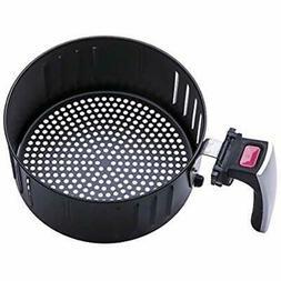 Air Fryer Replacement Basket For Blusmart 3.4QT/3.2L Kitchen