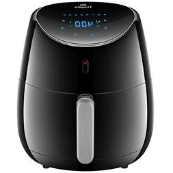 Tidylife Air Fryer XL, 1700W 5.8-Quarts 8-in-1 Oil Free Air