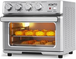 Air Fryer Toaster Oven 24QT Convection Airfryer Countertop O