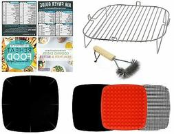 Air Fryer Toaster Oven Accessories Compatible With Avalon Ba