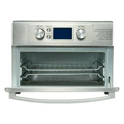 Farberware Air Fryer Toaster Oven AirFryer Bake Digital Silv